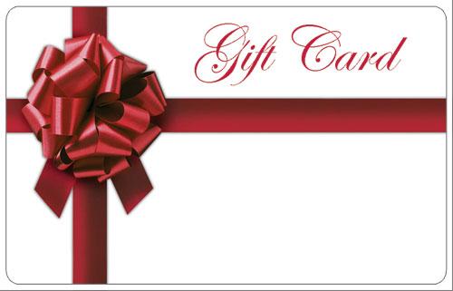 generic gift certificates